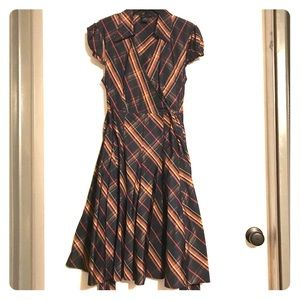Moda International Wrap Dress